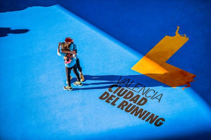 Maratón Valencia Trinidad Alfonso 2014