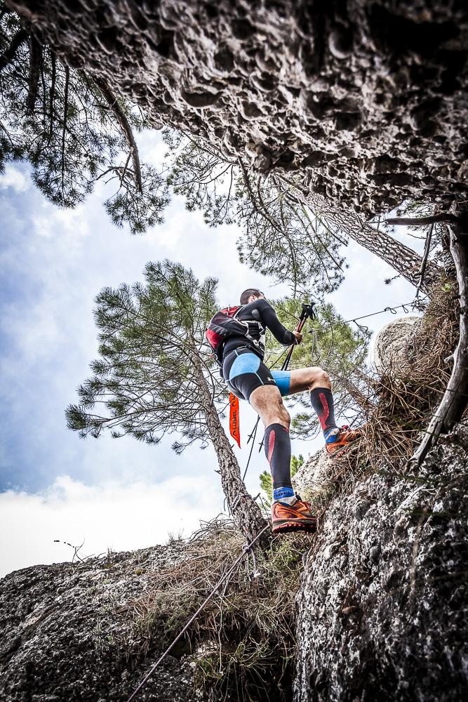 Fotografía deportiva en el trail Desafio Lurbel Calar rio Mundo 2015